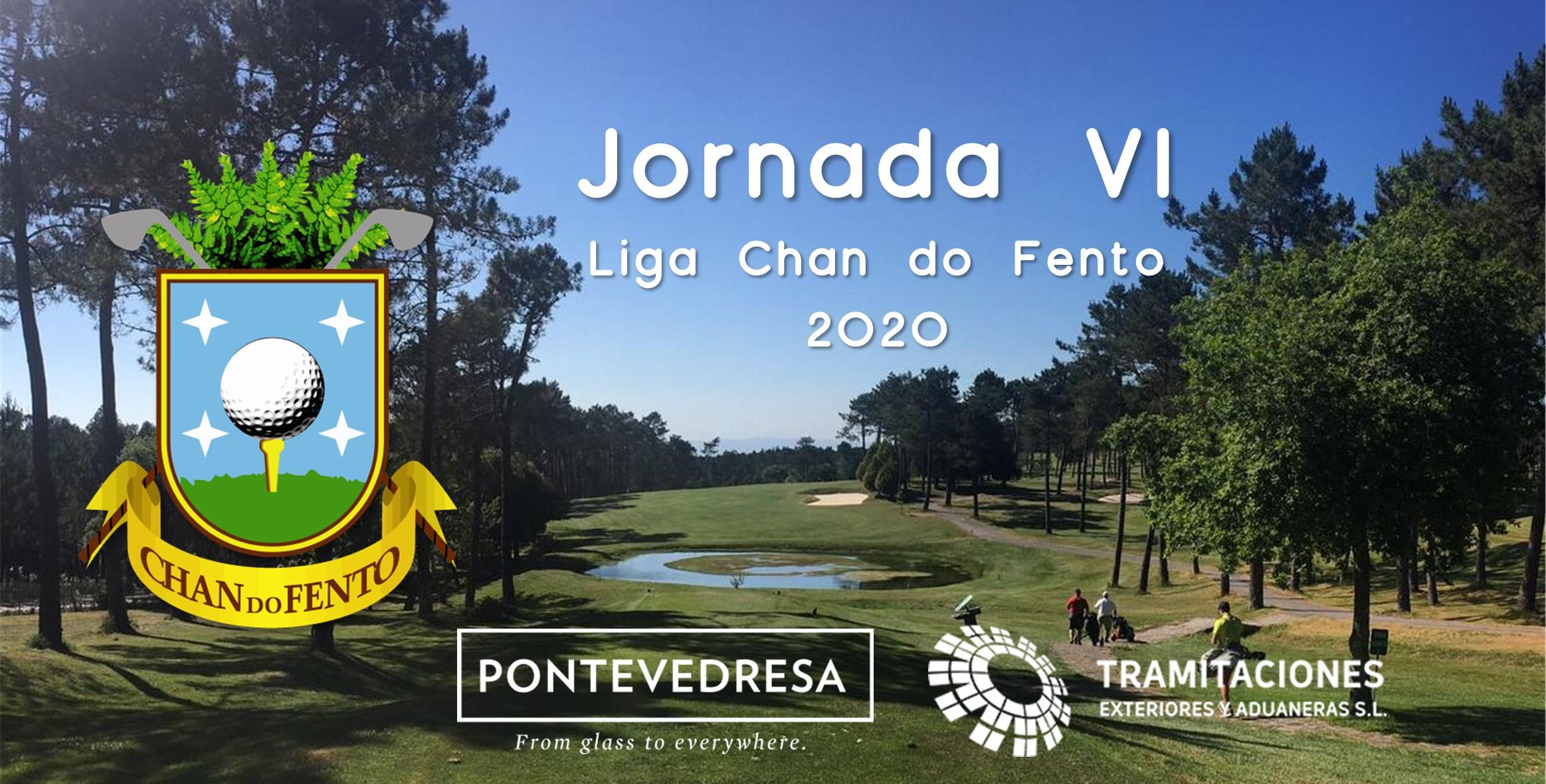 VI Jornada Liga Chan Do Fento – 13 Septiembre