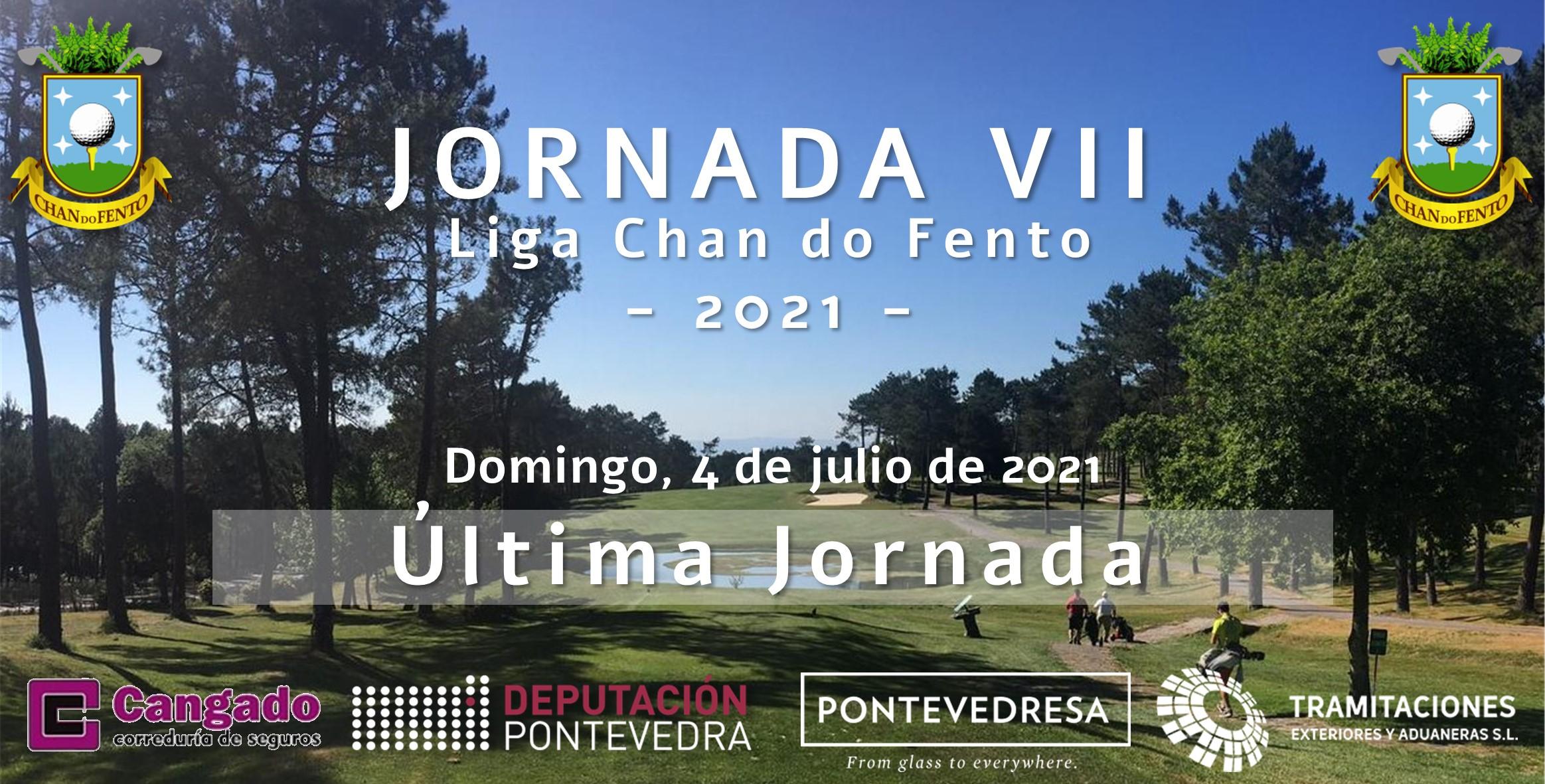 JORNADA 7 – Liga Chan Do Fento – 4 De Julio